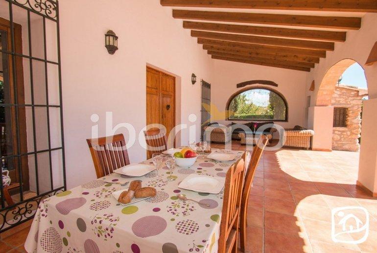 Villa   à Benissa pour 9 personnes avec piscine privée et internet p10