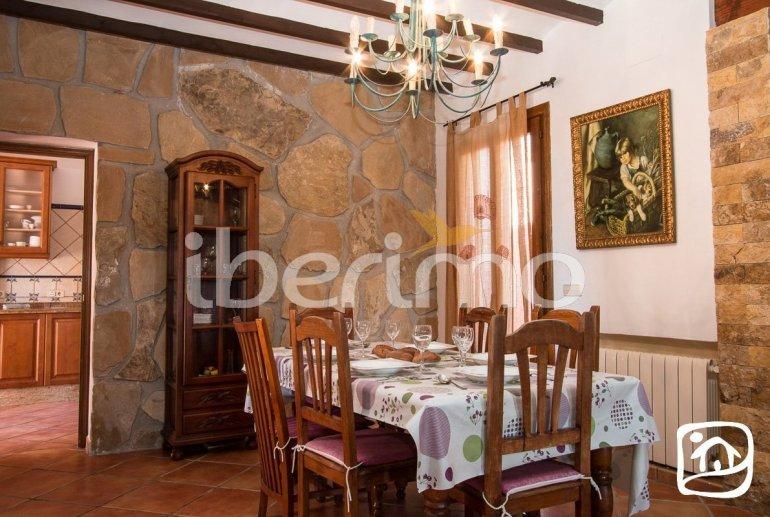 Villa   à Benissa pour 9 personnes avec piscine privée et internet p15