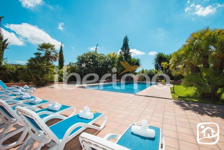 Villa   à Benissa pour 9 personnes avec piscine privée et internet p8