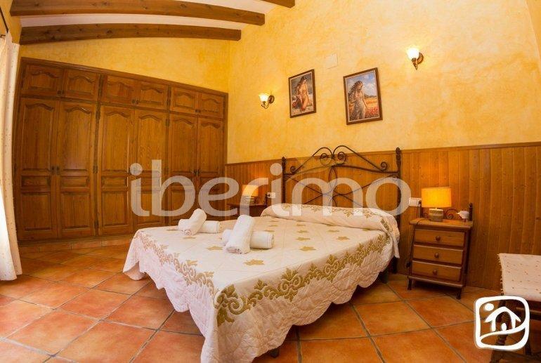 Villa   à Benissa pour 9 personnes avec piscine privée et internet p20