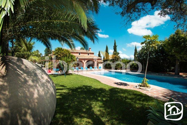 Villa   à Benissa pour 9 personnes avec piscine privée et internet p1
