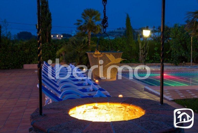Villa   à Benissa pour 9 personnes avec piscine privée et internet p25