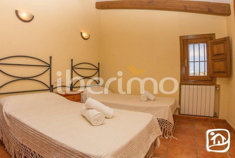 Villa   à Benissa pour 9 personnes avec piscine privée et internet p21