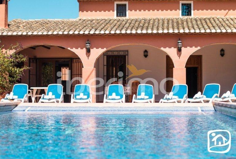 Villa   à Benissa pour 9 personnes avec piscine privée et internet p6