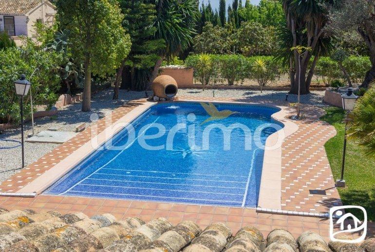 Villa   à Benissa pour 9 personnes avec piscine privée et internet p7