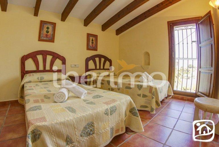 Villa   à Benissa pour 9 personnes avec piscine privée et internet p23