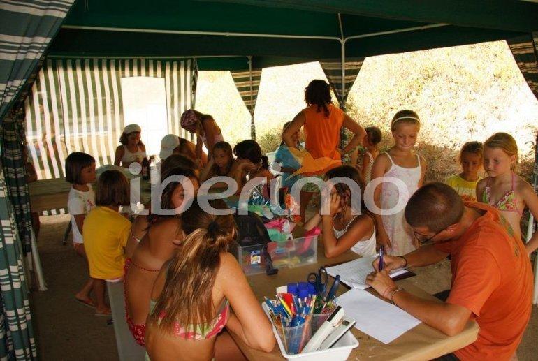 Camping Mobil-home   à Platja d'Aro pour 3 personnes avec piscine commune p24
