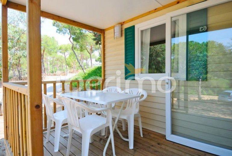 Camping Mobil-home   à Platja d'Aro pour 3 personnes avec piscine commune p3