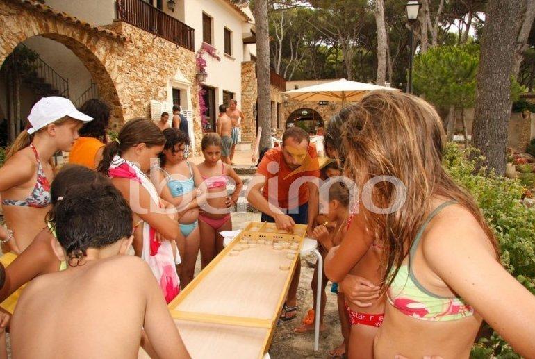 Camping Mobil-home   à Platja d'Aro pour 3 personnes avec piscine commune p23