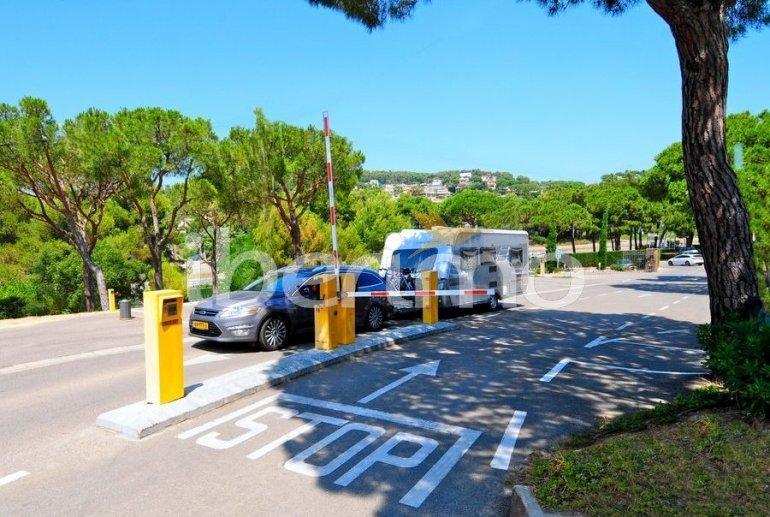 Camping Mobil-home   à Platja d'Aro pour 3 personnes avec piscine commune p30