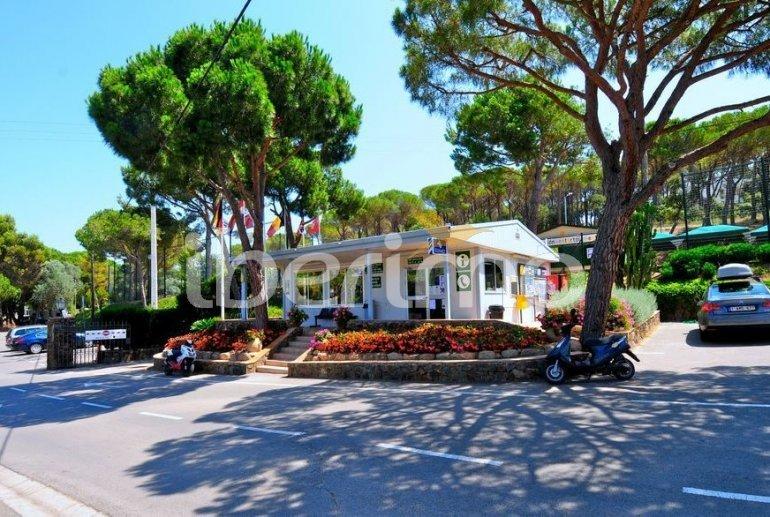 Camping Mobil-home   à Platja d'Aro pour 4 personnes avec piscine commune p0