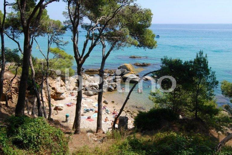 Camping Mobil-home   à Platja d'Aro pour 4 personnes avec piscine commune p35