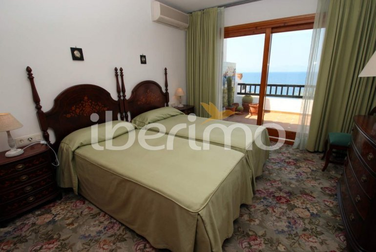 Appartement   à L'Escala pour 6 personnes avec piscine commune et vue mer p13