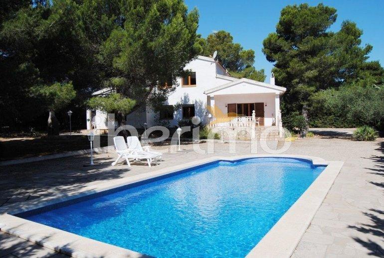 Villa   à Ametlla de Mar pour 12 personnes avec piscine privée, internet et proche mer p0