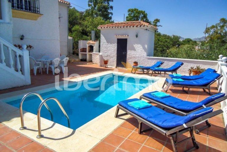 Villa   à La Axarquía - Almogía pour 6 personnes avec piscine privée p1
