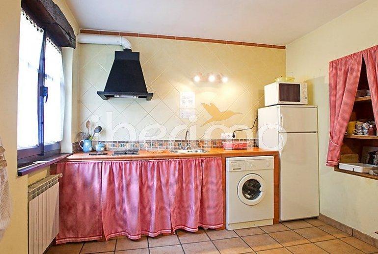 Villa   à Potes pour 4 personnes avec lave-linge p6