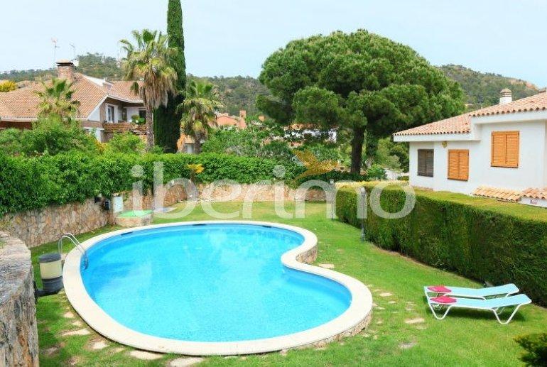 Villa   à Tossa de Mar pour 7 personnes avec piscine commune p0