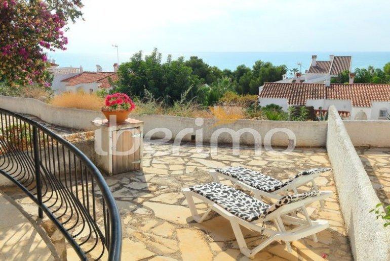 Villa   à Peniscola pour 3 personnes avec belle vue mer p3