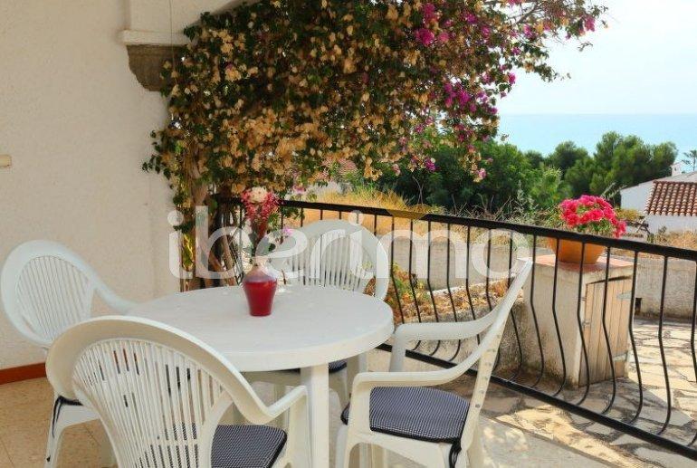 Villa   à Peniscola pour 3 personnes avec belle vue mer p4