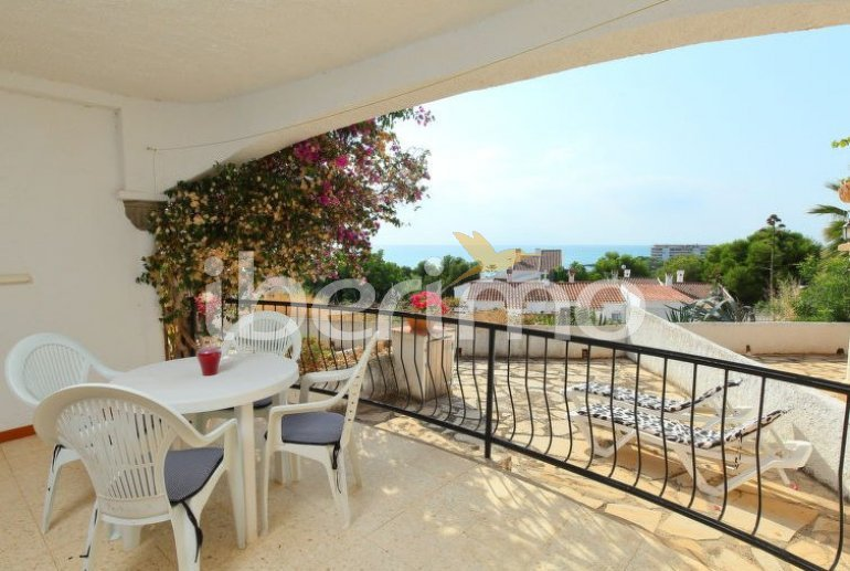 Villa   à Peniscola pour 3 personnes avec belle vue mer p5