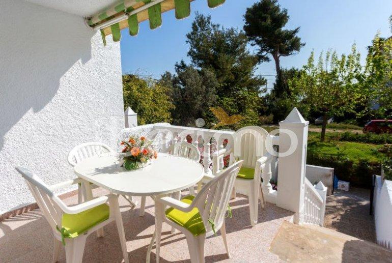 Villa   à Alcoceber pour 6 personnes avec lave-vaisselle p0