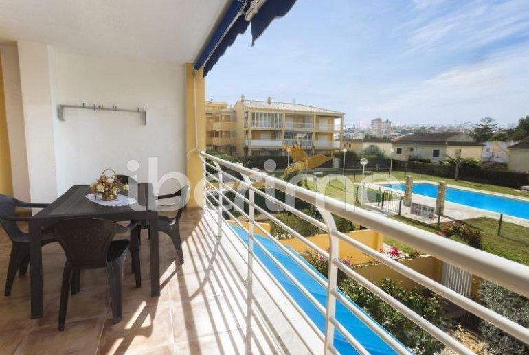 Appartement   à Oropesa del Mar pour 4 personnes avec piscine commune p5