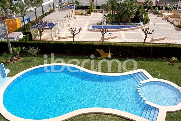 Appartement   à Denia pour 3 personnes avec piscine commune p3