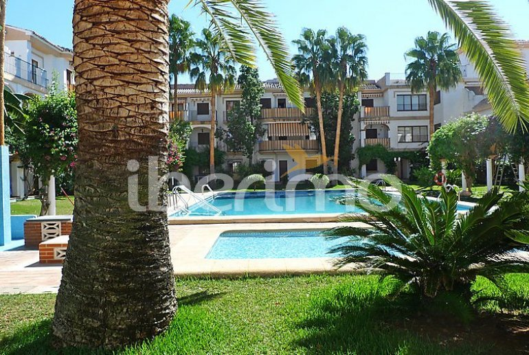 Appartement   à Denia pour 2 personnes avec piscine commune p3