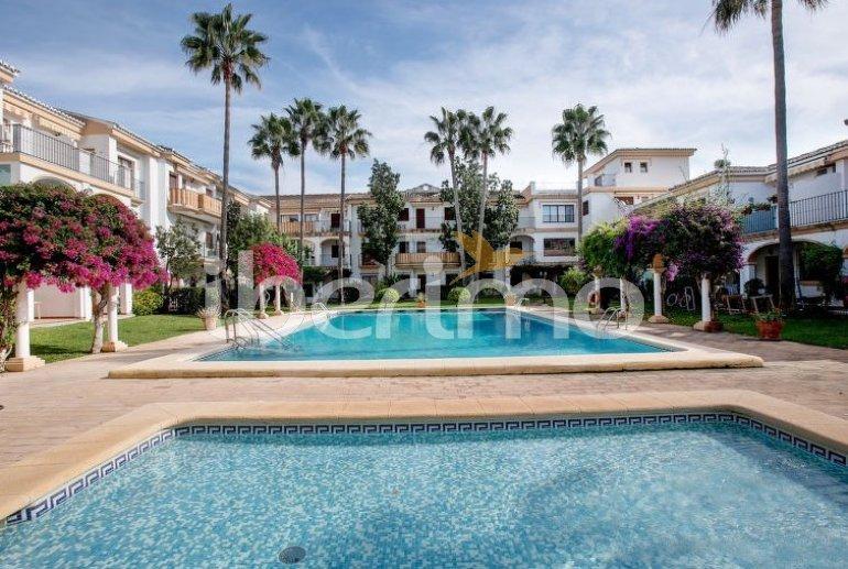 Appartement   à Denia pour 2 personnes avec piscine commune p4