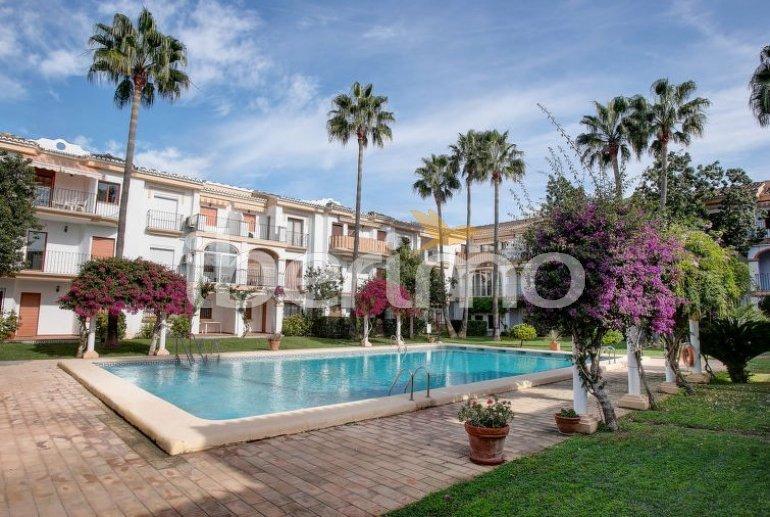 Appartement   à Denia pour 2 personnes avec piscine commune p6