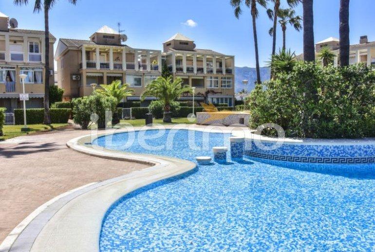 Appartement   à Denia pour 4 personnes avec piscine commune p4