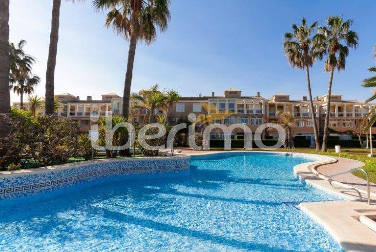 Appartement   à Denia pour 4 personnes avec piscine commune p5