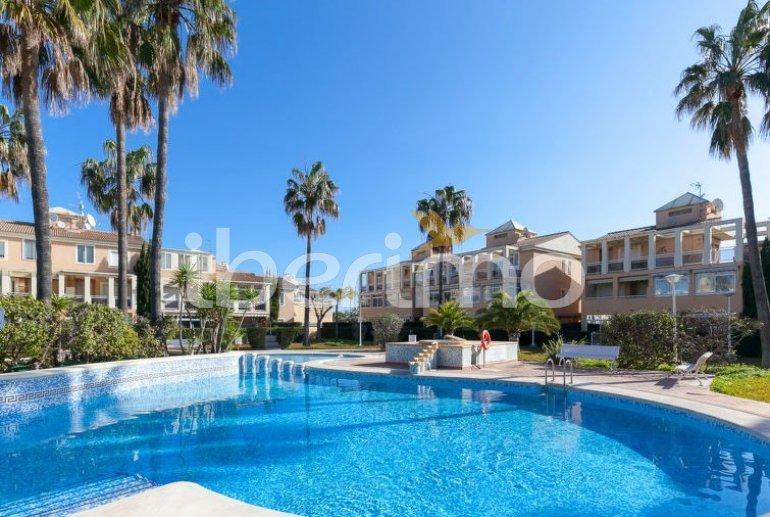 Appartement   à Denia pour 4 personnes avec piscine commune p6