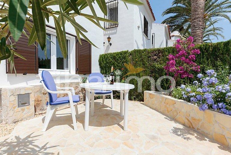 Villa   à Denia pour 6 personnes avec piscine commune p13