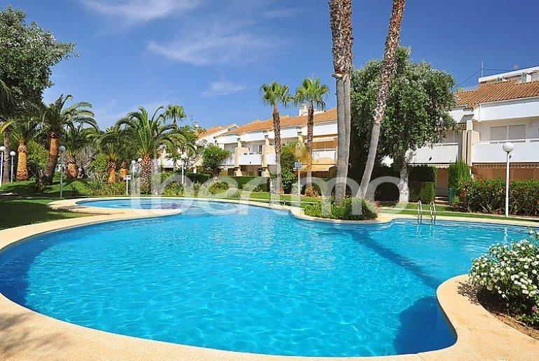 Villa   à Javea pour 6 personnes avec piscine commune p0