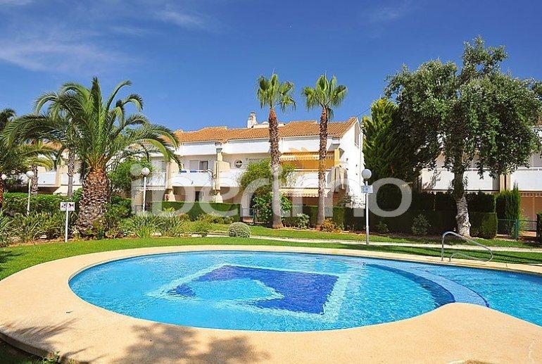 Villa   à Javea pour 6 personnes avec piscine commune p1