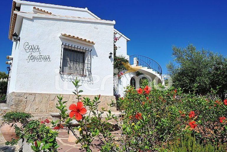 Villa   à Javea pour 4 personnes avec piscine privée p2