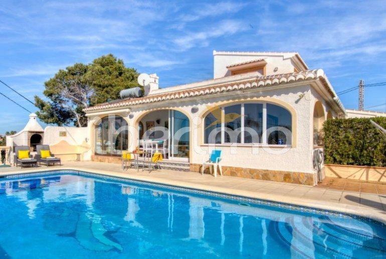 Villa   à Javea pour 6 personnes avec piscine privée p0