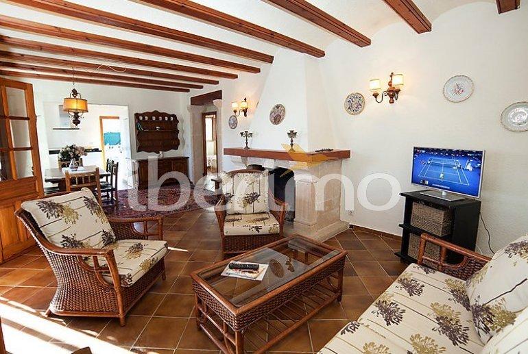 Villa   à Calpe pour 10 personnes avec piscine privée p4