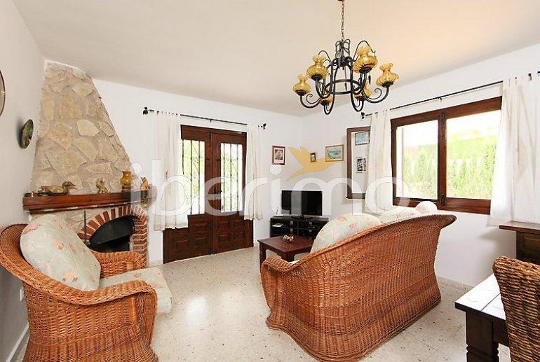 Villa   à Calpe pour 4 personnes avec piscine privée p5