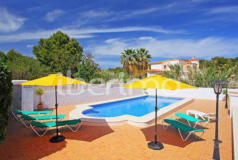 Villa   à Calpe pour 10 personnes avec piscine privée p3