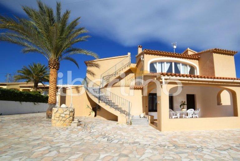 Villa   à Calpe pour 10 personnes avec piscine privée p5