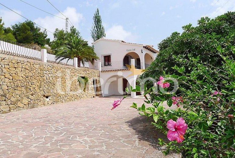 Villa   à Calpe pour 6 personnes avec piscine privée p16