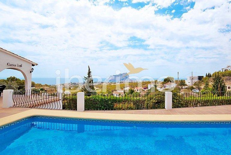 Villa   à Calpe pour 6 personnes avec piscine privée p1