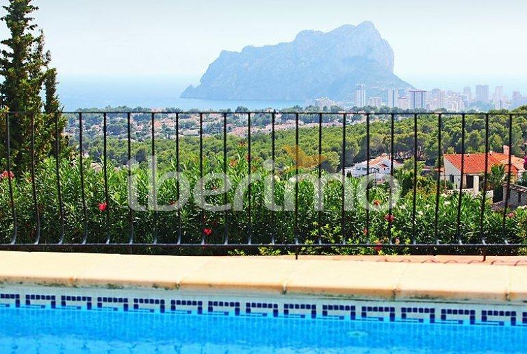 Villa   à Calpe pour 6 personnes avec piscine privée p4
