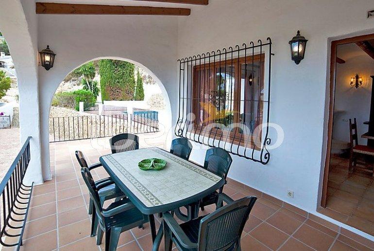 Villa   à Calpe pour 6 personnes avec piscine privée p6
