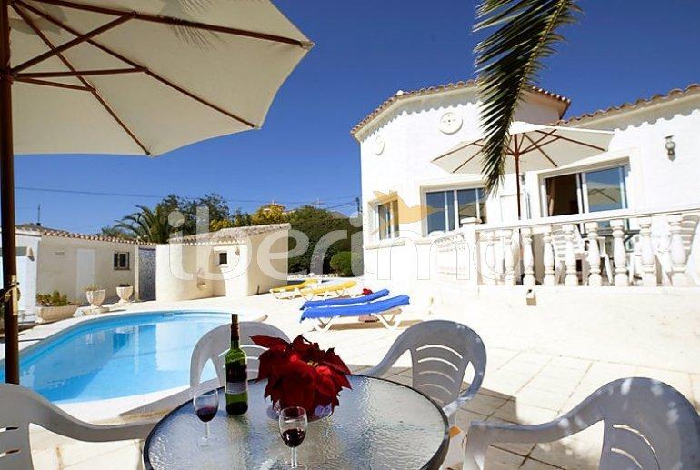 Villa   à Calpe pour 6 personnes avec piscine privée p3