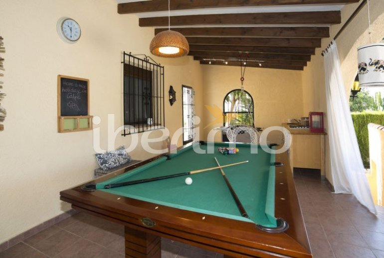 Villa   à Calpe pour 6 personnes avec piscine privée p7