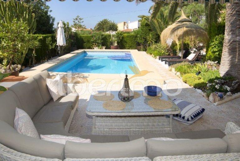 Villa   à Calpe pour 6 personnes avec piscine privée p8