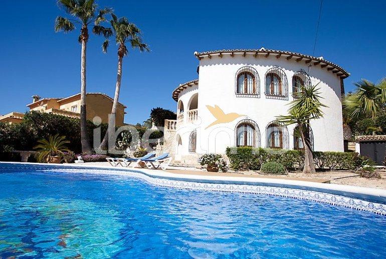 Villa   à Calpe pour 8 personnes avec piscine privée p4